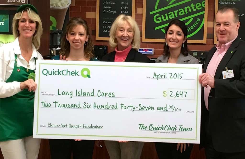 Quick Chek Long Island