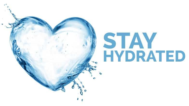 Stay Hydrated! - QUICKTALK ONLINE